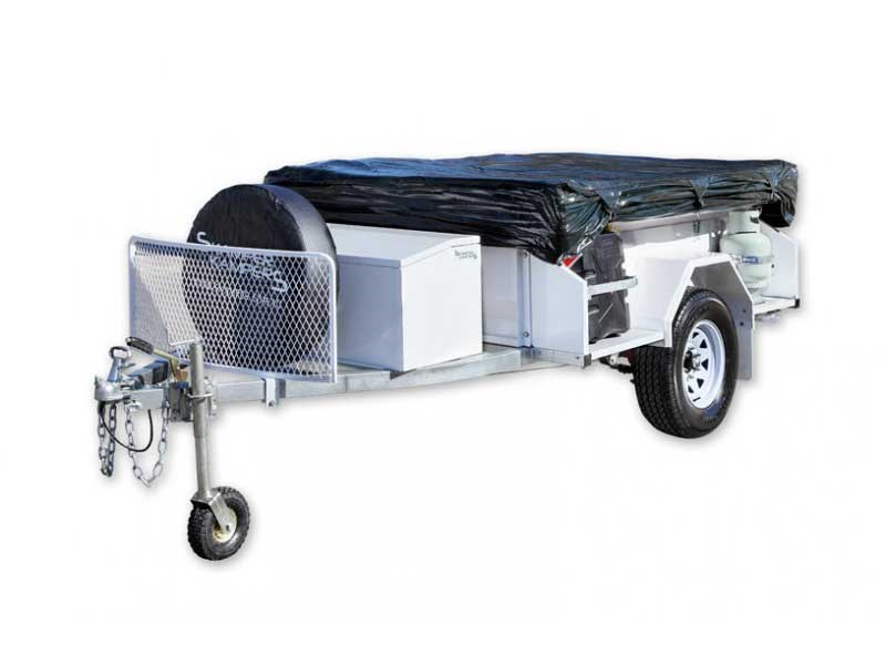 Skamper Kampers Nomad Light Off Road Campertrailer