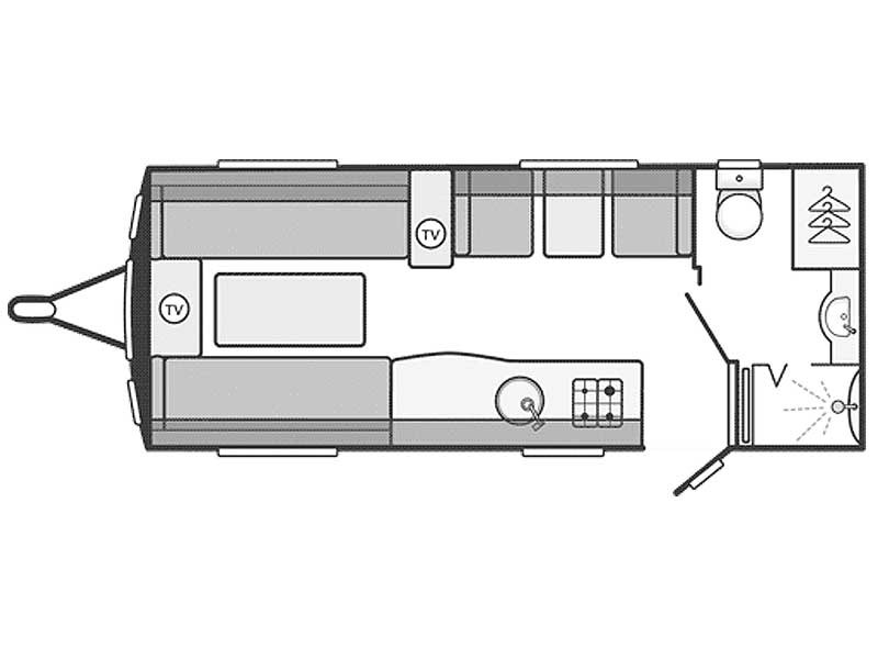 Swift Conqueror 530 Layout