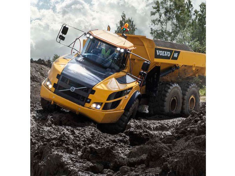 New VOLVO A40F Trucks for sale