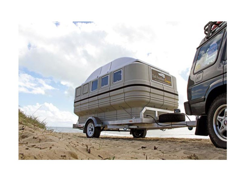 Tail Feather Camper 8.0