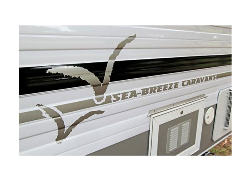 Sea Breeze Custom 24