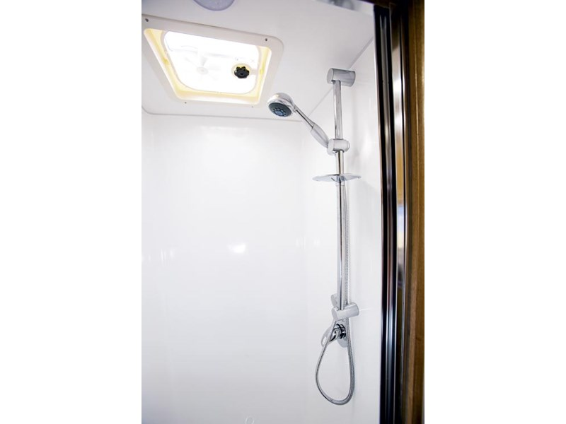 Evernew 50th Anniversary Caravan Shower