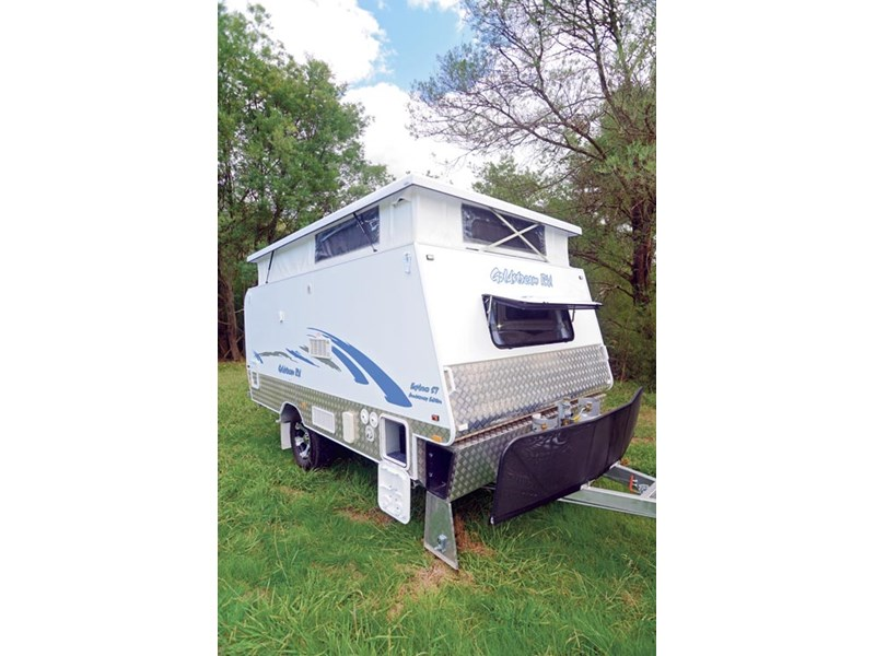 Goldstream RV Explorer ST