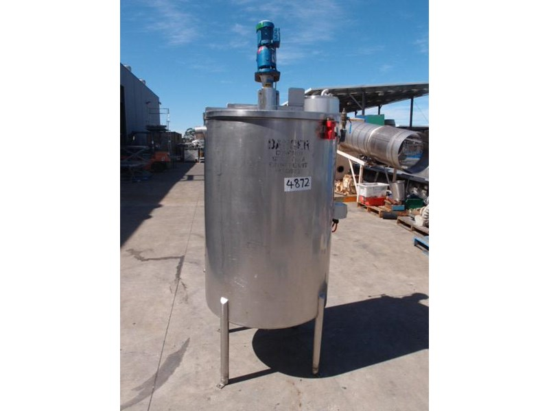 stainless steel mixing tank vertical 238086 001