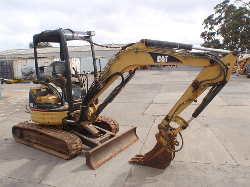 caterpillar 303cr 229139 002