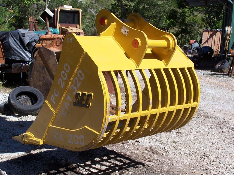 various cat 33t, cat hoe, other 6-13t tilt 239402 004