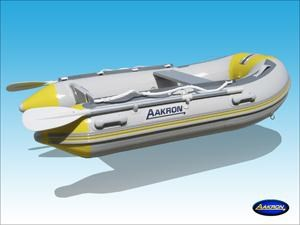 aakron 2.3m aakron yachtmaster light weight inflatable 233895 002
