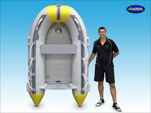 aakron 2.3m aakron yachtmaster light weight inflatable 233895 003