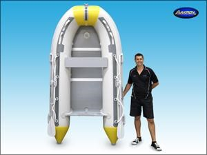 aakron 3.8m aakron beachmaster non skid floor inflatable 233905 007
