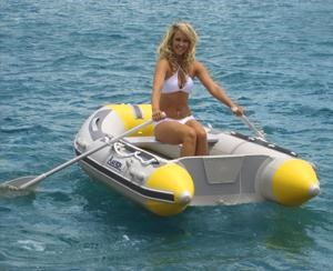 aakron 2.3m aakron yachtmaster light weight inflatable 233895 001