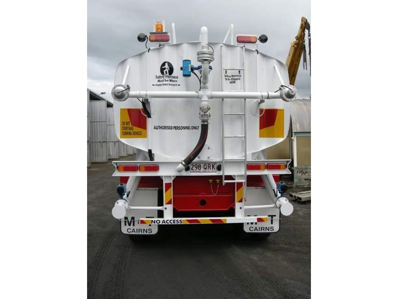 norstar water tankers - new 78202 002