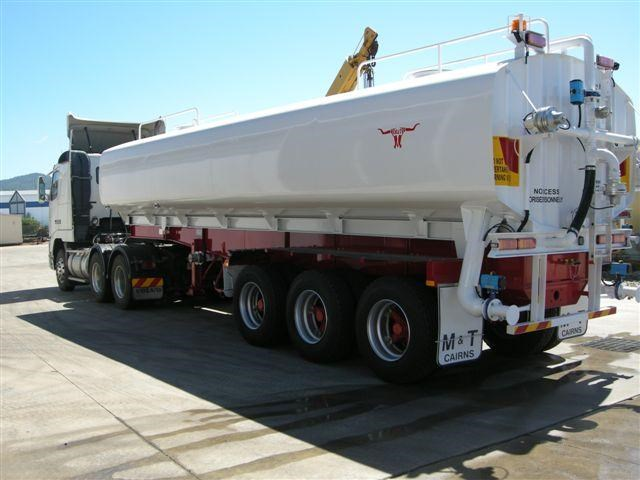 norstar water tankers - new 78202 003