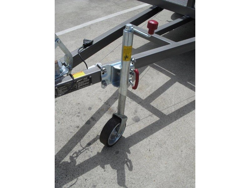 lockable & secure poly 1000l cartage diesel trailer [on road] [tfpoly] [attftrail] [ duc1000lfb60-t] 243075 014
