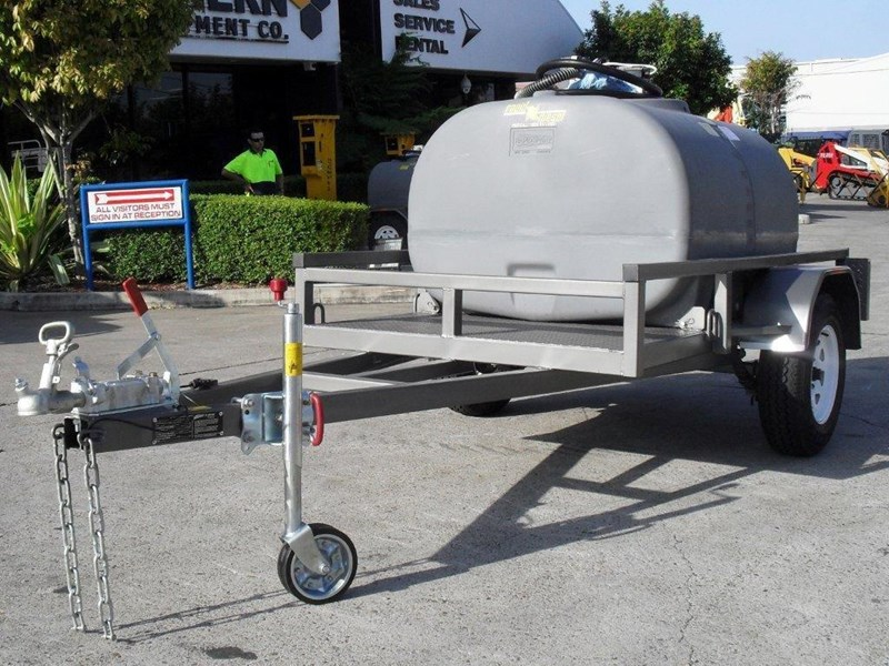 lockable & secure poly 1000l cartage diesel trailer [on road] [tfpoly] [attftrail] [ duc1000lfb60-t] 243075 003