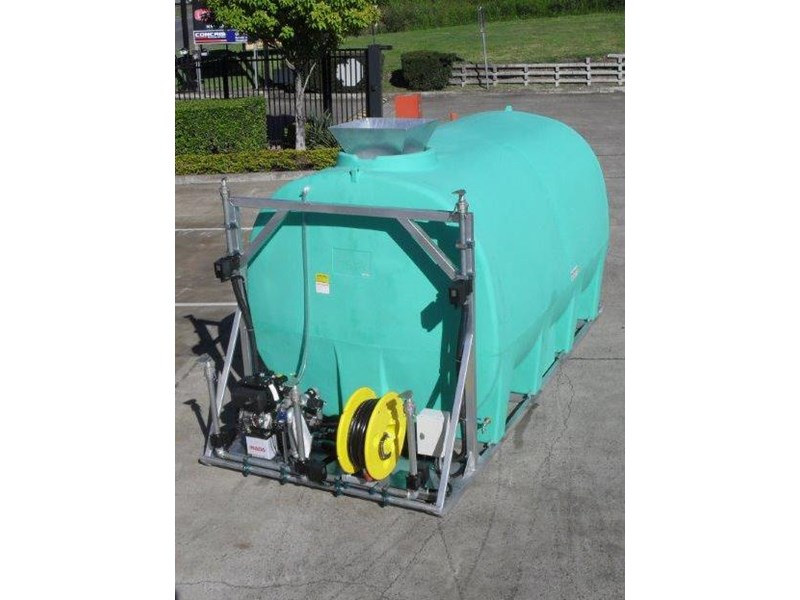 water tank 13000 l dust suppression unit / washing free standing water tank [ptc13000-dust] [tfwater] 243505 002