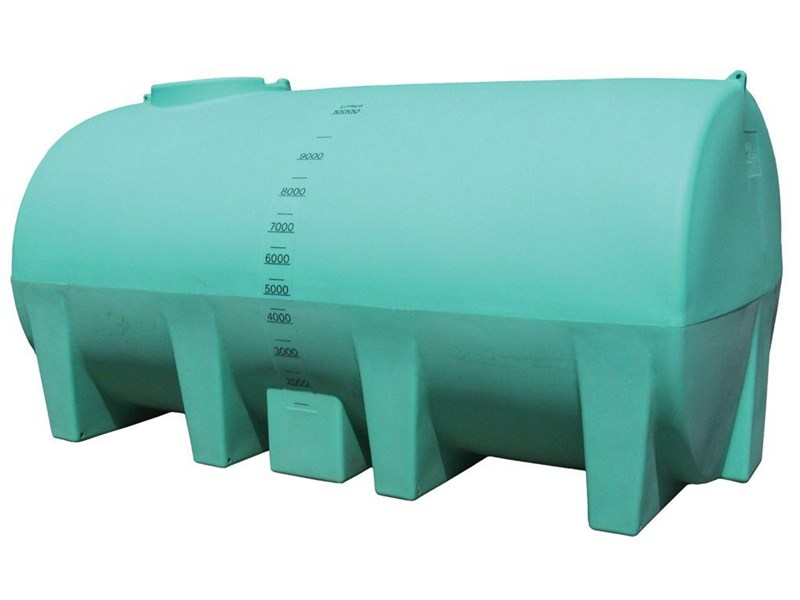 free standing 10000l active liquid cartage tank /  water tank [ptc10000to] [tfwater] 243520 001