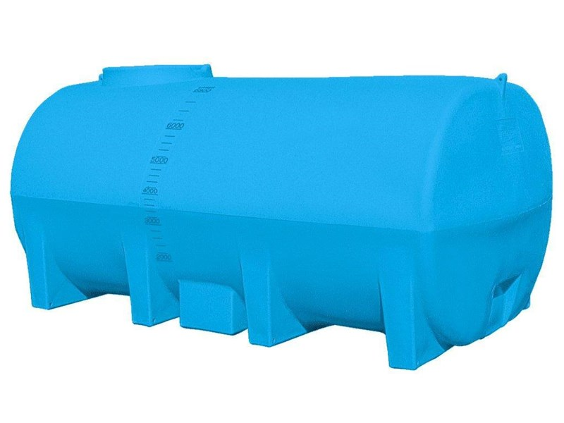 aqua-v 7000 l water cartage tank -  free standing water tank [stc07000to] [tfwater] 243581 001