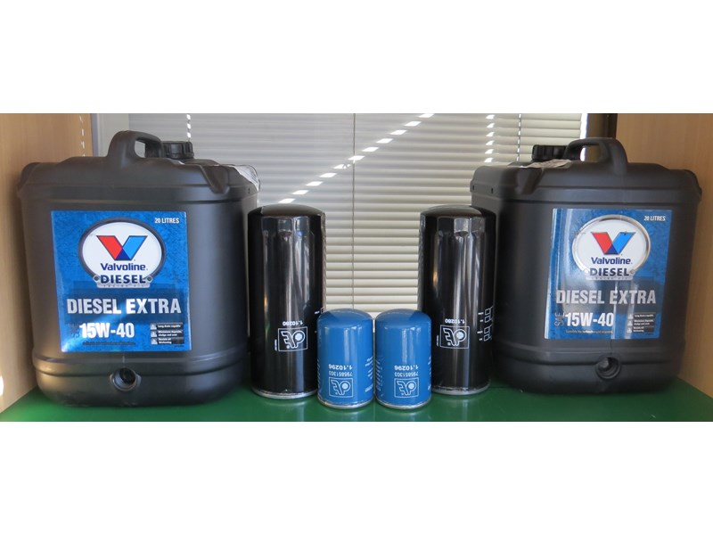 other oils & filters 245094 002