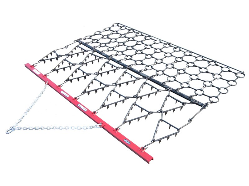 redback triangle and chain harrows 245610 002