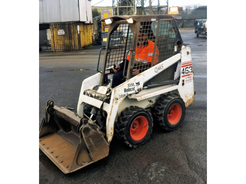 bobcat compact skid steer loader 463 246480 001