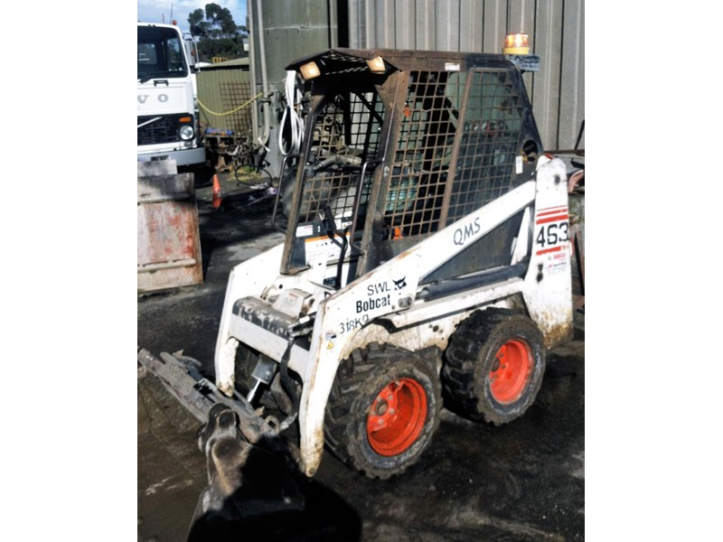 bobcat compact skid steer loader 463 246480 002