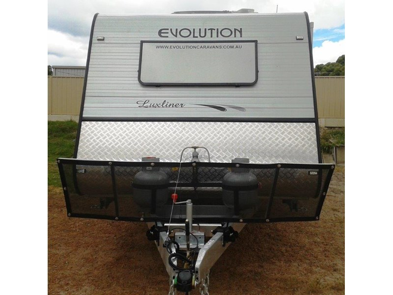 evolution luxliner 22'8'' 246623 007