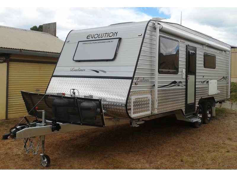 evolution luxliner 22'8'' 246623 001