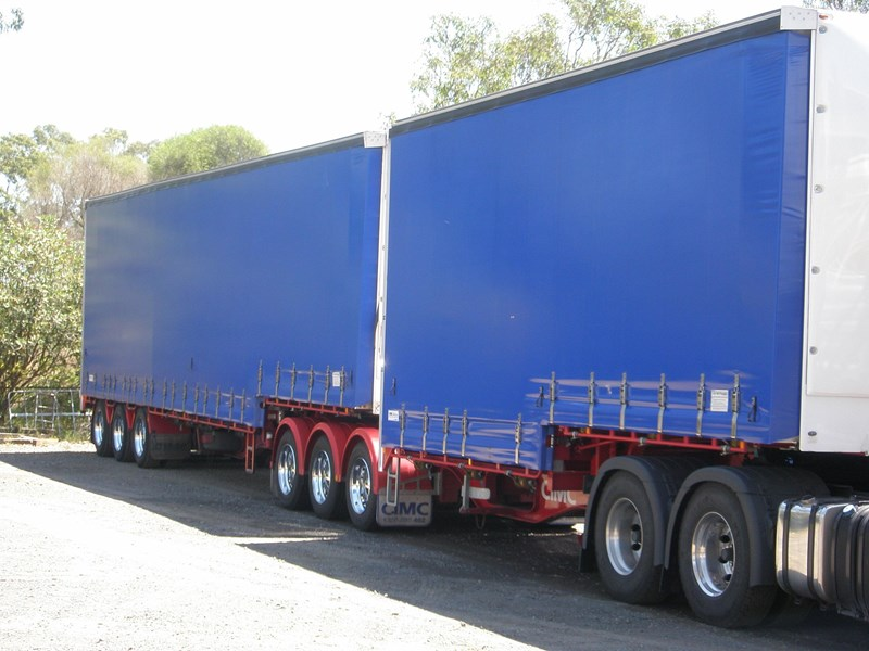cimc drop deck curtain sider 250340 003