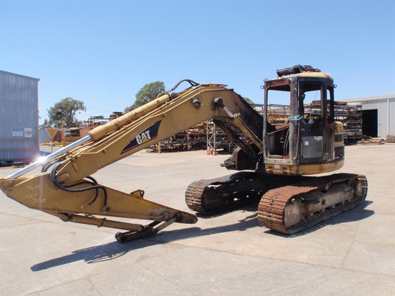 caterpillar 313bcr 249240 001
