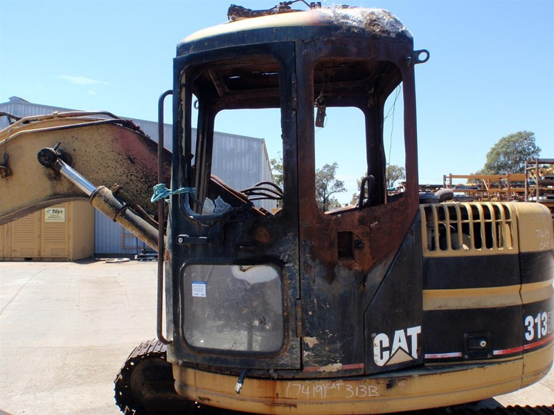 caterpillar 313bcr 249240 010