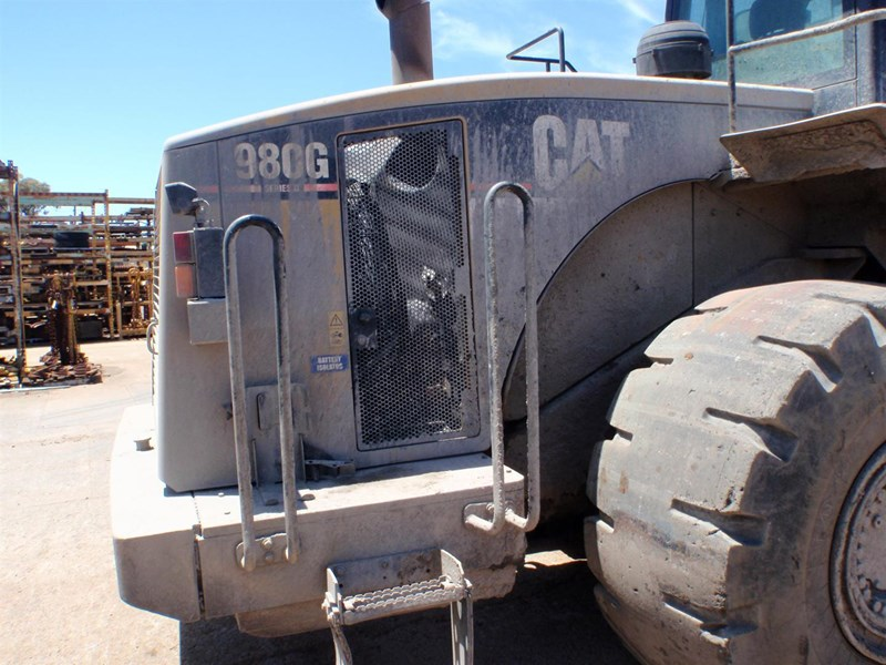 caterpillar 980g ii 251277 006