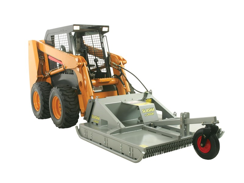 digga slasher suit skid steer and excavator 252819 004