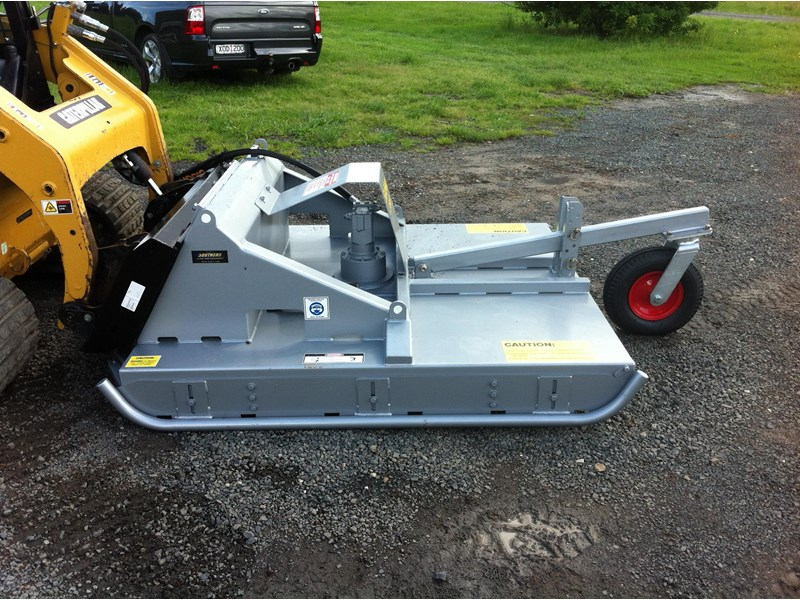 digga slasher suit skid steer and excavator 252819 002