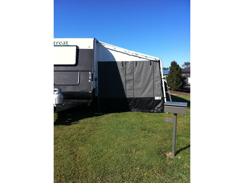 retreat caravans magnetic 23ft,6 254492 010