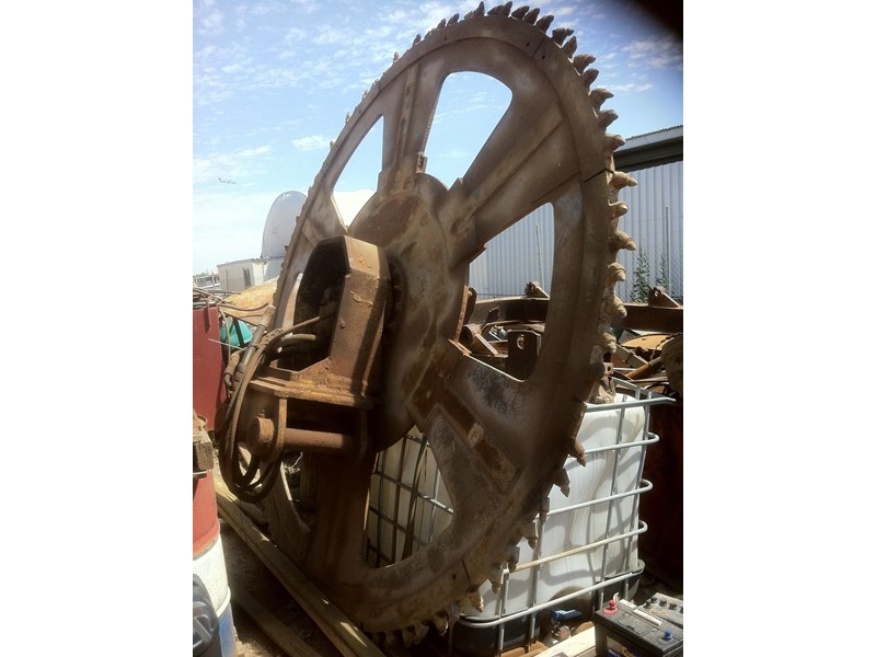 unknown sandstone cutting wheel 255189 001
