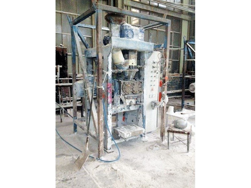 briquette press making continuous briquettes 234734 001