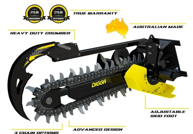 digga 1200 hf bigfoot xd trencher 273338 001