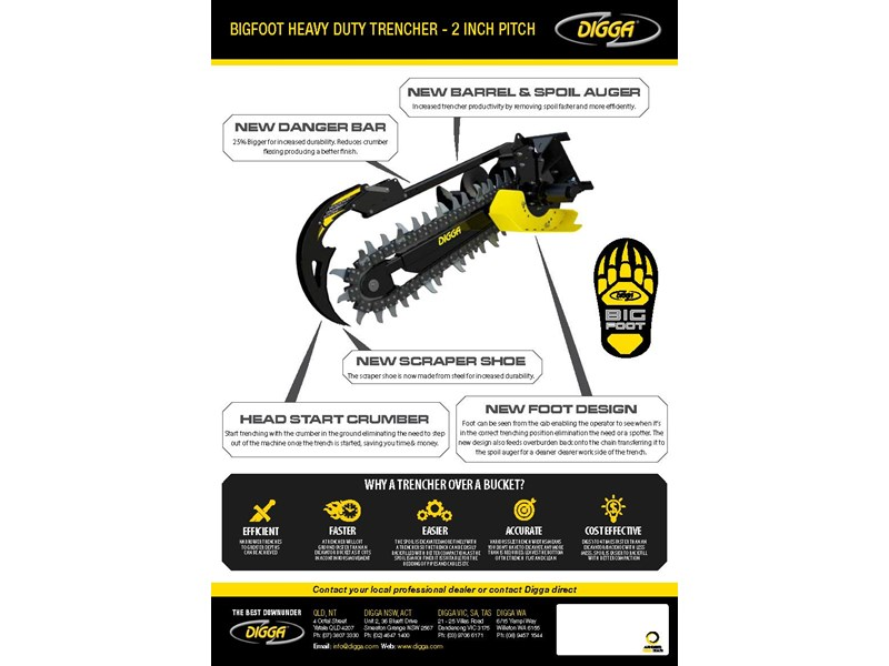 digga 1200 hf bigfoot xd trencher 273338 002