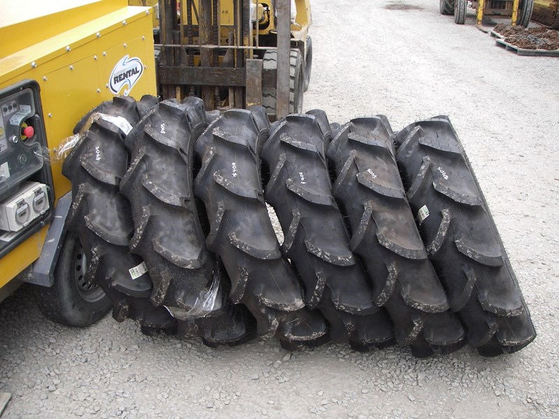 various tyres 9.5 x 22 (new) 278137 002