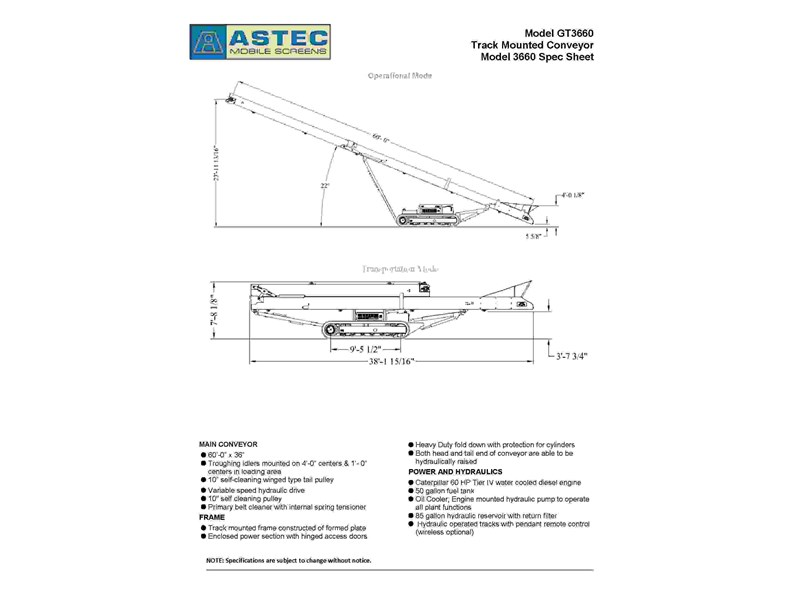 astec gt3660 track stacker 280719 003