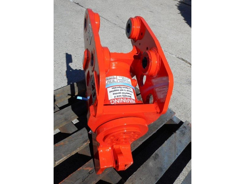 jb attachments hydraulic power tilting quick hitch / excavators tilting hitches suits 5t+ compact excavators [jb055] [attbuck] 281476 004