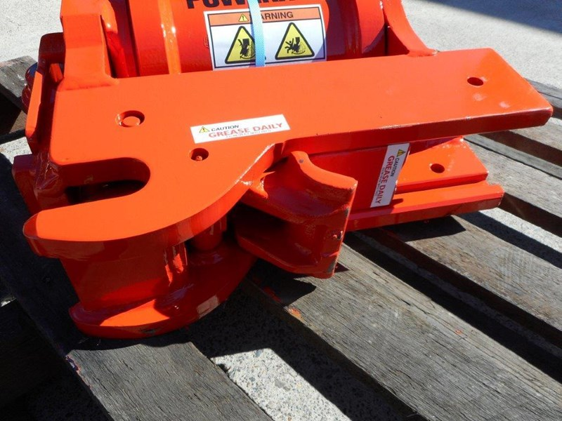jb attachments u55, kx057 5ton+ excavators hydraulic power tilting quick hitch [jb055] [attbuck] 281478 010