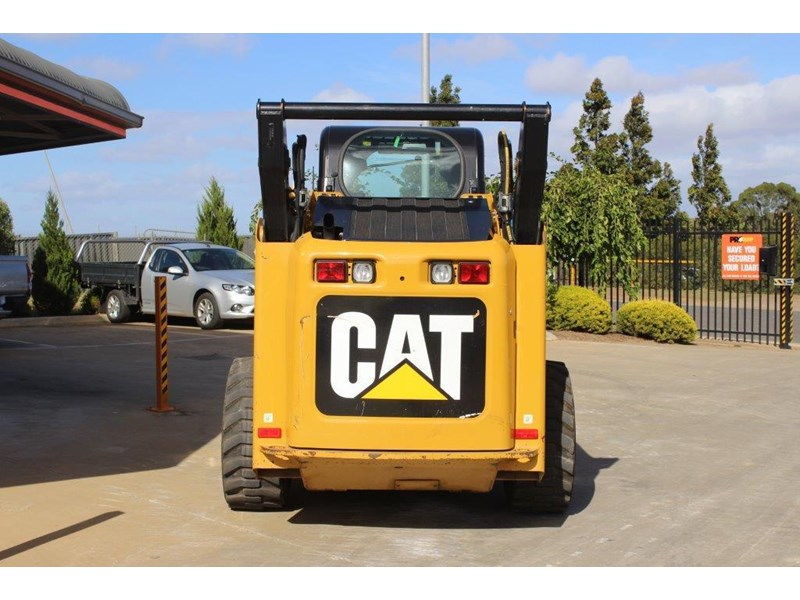 caterpillar 262c skid steer loader 283126 005