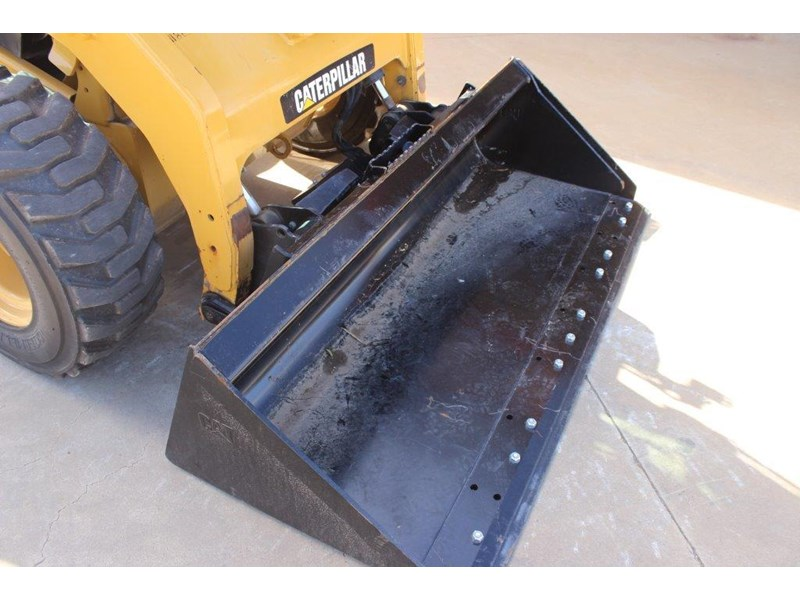 caterpillar 262c skid steer loader 283126 010