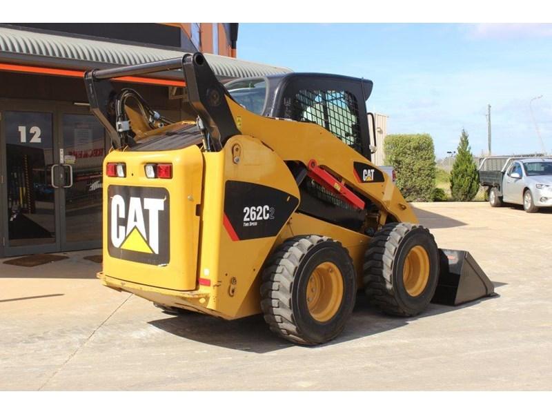 caterpillar 262c skid steer loader 283126 004
