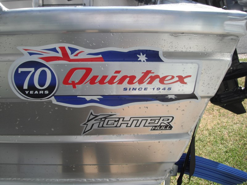 quintrex f390 explorer new model 285082 007