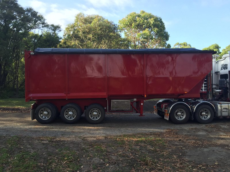 northern chassis tipper 286039 001