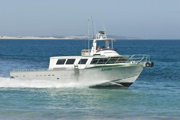 millman commercial/charter workboat 285625 001