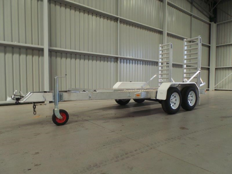 workmate alloy 3 tonne plant trailer 147083 001