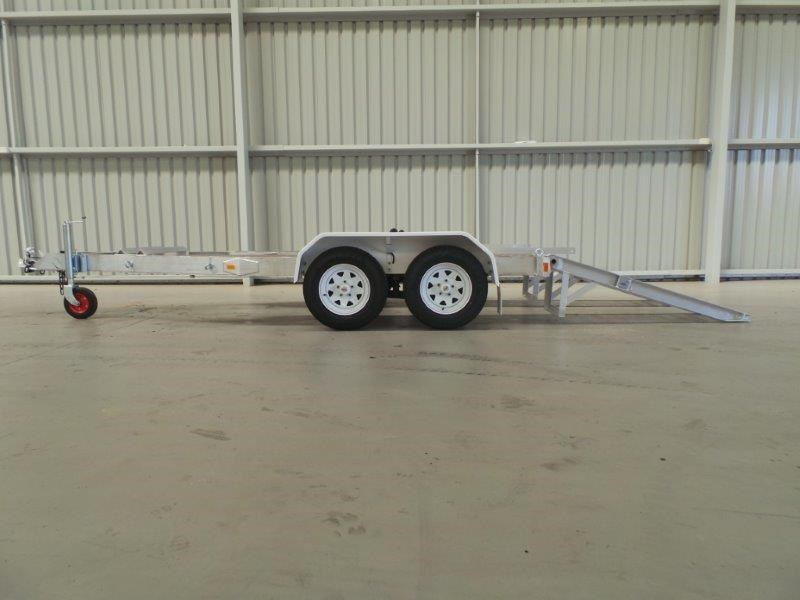 workmate alloy 3 tonne plant trailer 147083 008